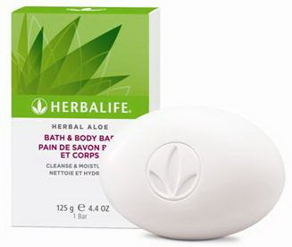 Producto Herbalife : Herbal Aloe  New Bar Aloe Bath And Body Bar-Nuevo  Jab�n Corporal y de Ba�o